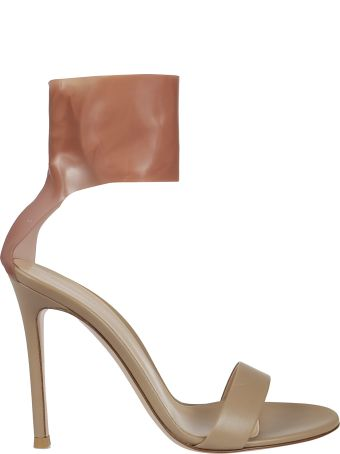 Gianvito Rossi Elastic Sandals