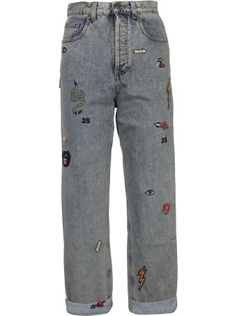 Gucci 80s Fit Jeans