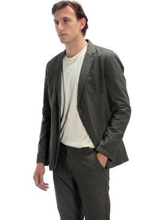 Altalana Modern Jacket 17-artichoke Green