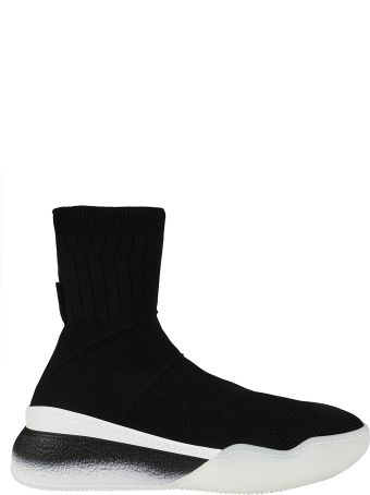 Stella McCartney Sock-detailed Sneakers