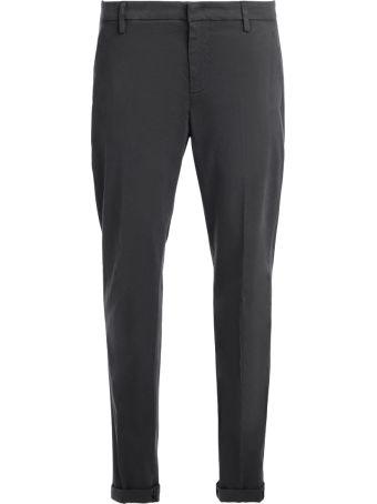Dondup Model Guabert Grey Trousers
