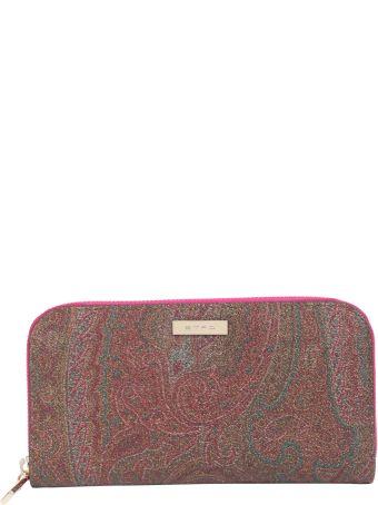Paisley Medium Wallet
