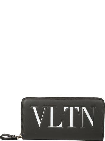 Valentino Garavani Zip Around Wallet
