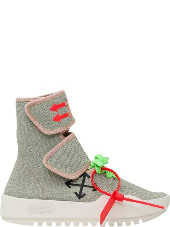 Off-White Sneaker Alta Moto Wrap