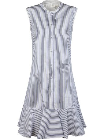 Victoria Beckham Striped Dress