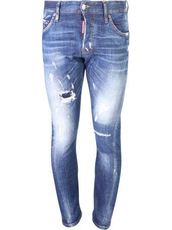 Dsquared2 Sexy Twist Denim Jeans