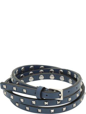 Valentino Garavani Rockstud Double Bracelet
