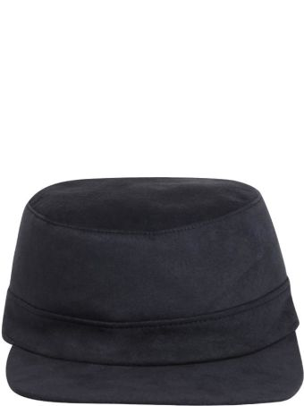 A plan application Navy Cotton Cap