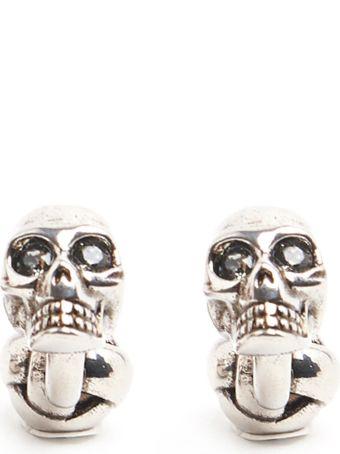 Alexander McQueen 'twin Skulls' Twins