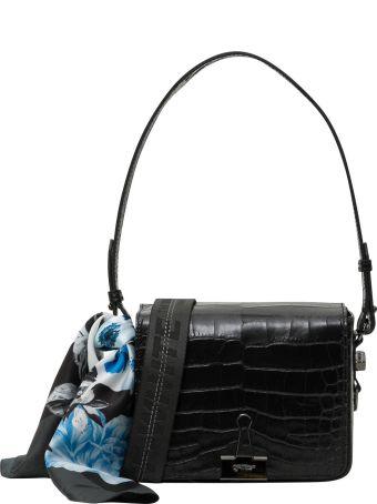 Off-White 'flap Bag 'borsa A Tracolla Cocco