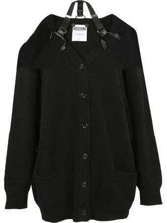 Moschino Harness Cardigan