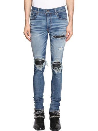 AMIRI Mx1 Indigo Classic Jeans
