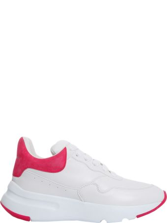 Runner Leather Sneakers