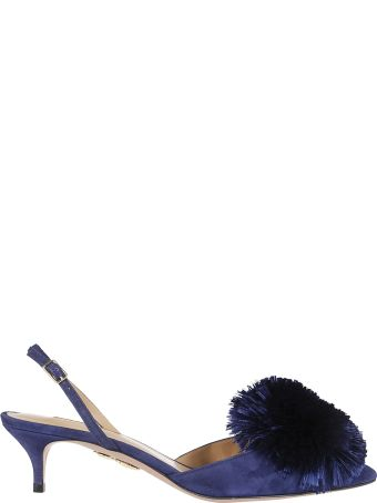 Aquazzura Powder Puff Pumps