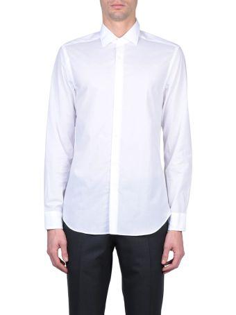 Corneliani Stretch Cotton Shirt