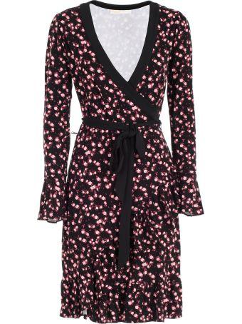 MICHAEL Michael Kors Dress L/s Flowers Fantasy