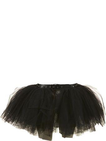 Moschino Belted Mini Skirt