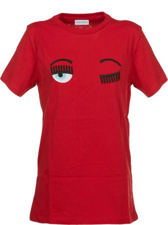 Chiara Ferragni Flirting Eyes T-shirt