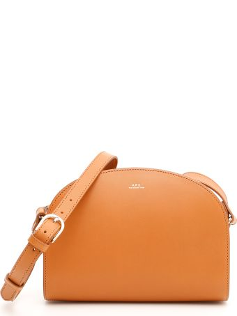 A.P.C. Demi Lune Crossbody Bag