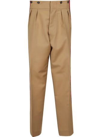 N.21 Buttoned Trousers