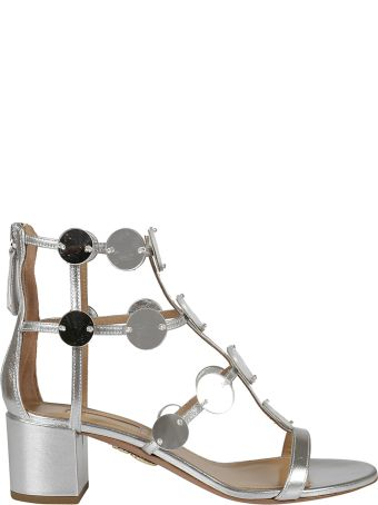 Aquazzura Mirror Sandals
