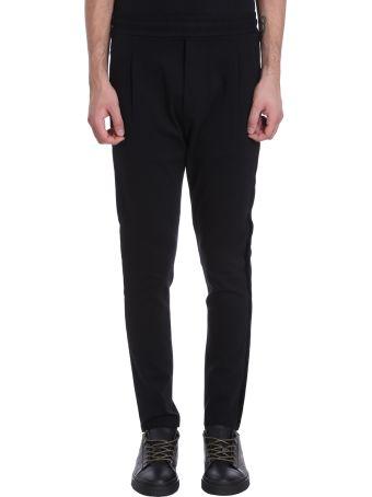 Low Brand Baldi Cotton Pants