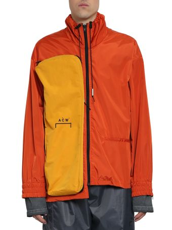A-COLD-WALL Multi Zip Nylon Coach Jacket