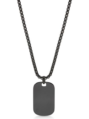Northskull Ns Id Tag Necklace