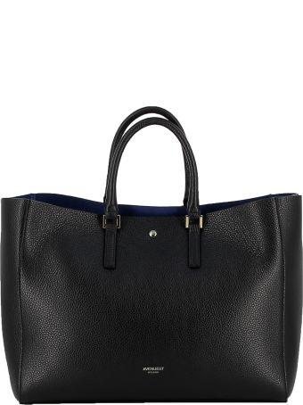 Top Handle Handbag On Sale, White, Leather, 2017, one size AVENUE 67