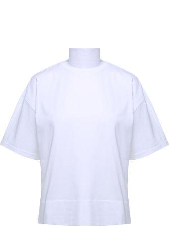 Acne Studios High-neck Cotton-jersey Boxy T-shirt