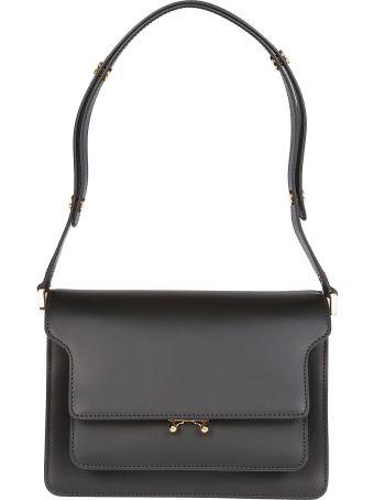 Marni Lilac Trunk Mini Shoulder Bag