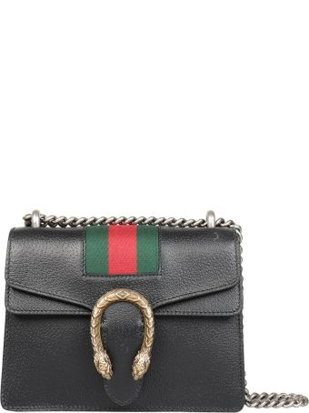 Gucci Dyonisus Mini Leather Bag