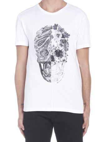 Alexander McQueen 'patchwork Skull' T-shirt