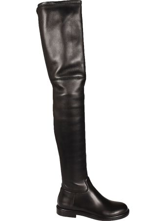 Valentino Shadow Over-the-knee Boots