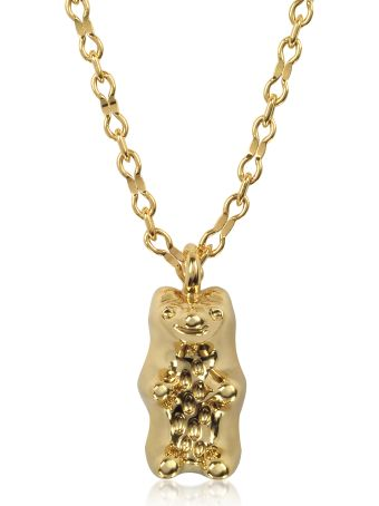 Tory Burch Gummy Pendant Necklace