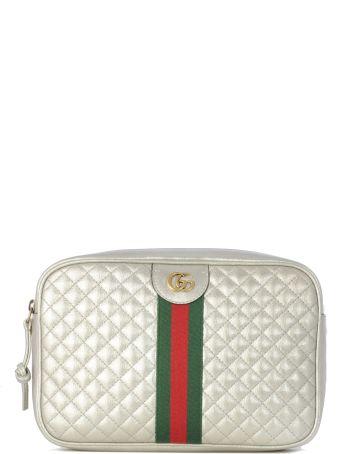Gucci Laminated Shoulder Bag