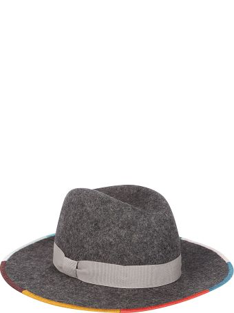 Paul Smith Embroidered Edges Hat