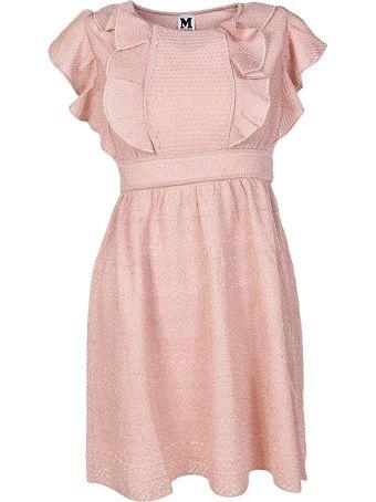 M Missoni Knot Ruffle Dress