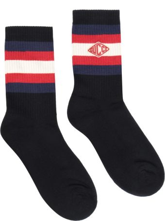 Gucci Cotton Logo Socks
