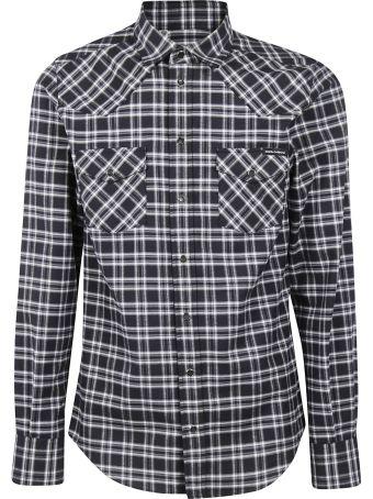 Dolce & Gabbana Checked Shirt