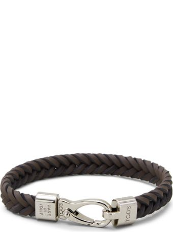 Tod's Bracelet In Leather