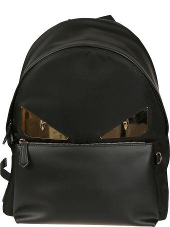 Fendi Large Zip Around Backpack