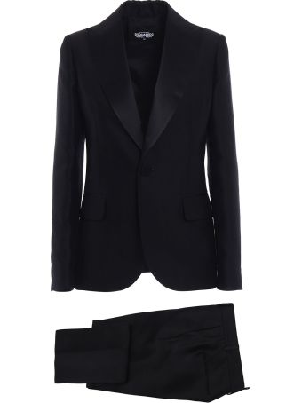 Dsquared2 Straight Fit Suit