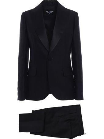 Dsquared2 Straight Fit Suit