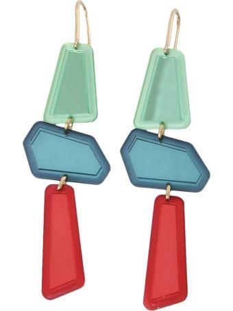 Isabel Marant Totem Earrings