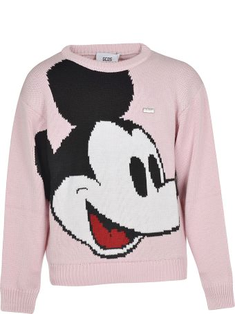 GCDS Mickey Mouse Intarsia Jumper