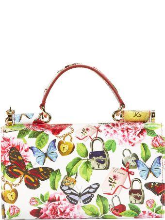 Dolce & Gabbana Sicily Von Mini Shoulder Bag