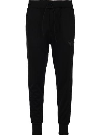 Y-3 Pantalone Y-3 Nero