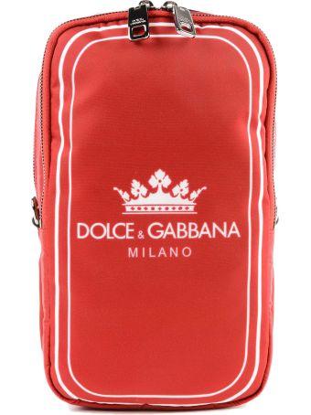 Dolce & Gabbana Bum Bag Dg Milano