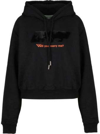 Off-White Modern Obstacle Hoodie